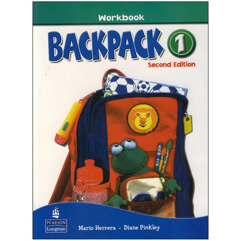 Backpack 1 Second Edition