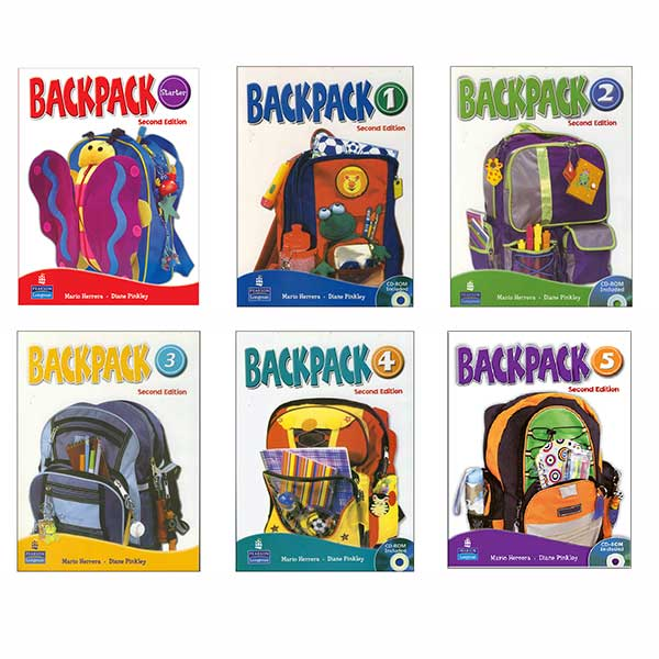 Backpack Book Series