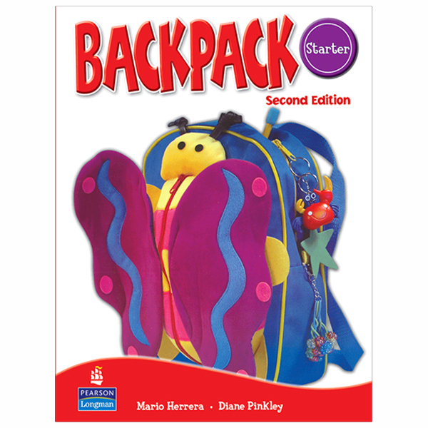Backpack Starter Second Edition