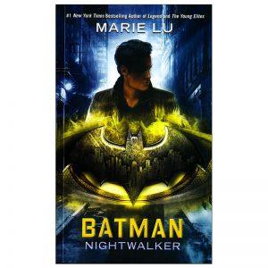 کتاب رمان Batman Nightwalker