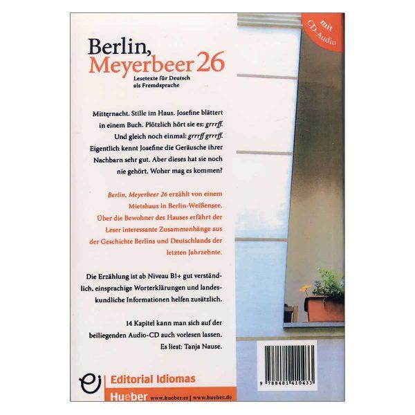داستان آلمانی Berlin Meyerbeer 26