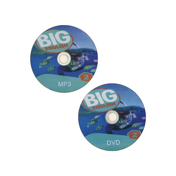 Big-English-2-CD
