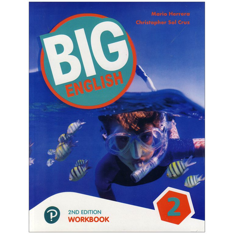 Big English 2 Second Edition