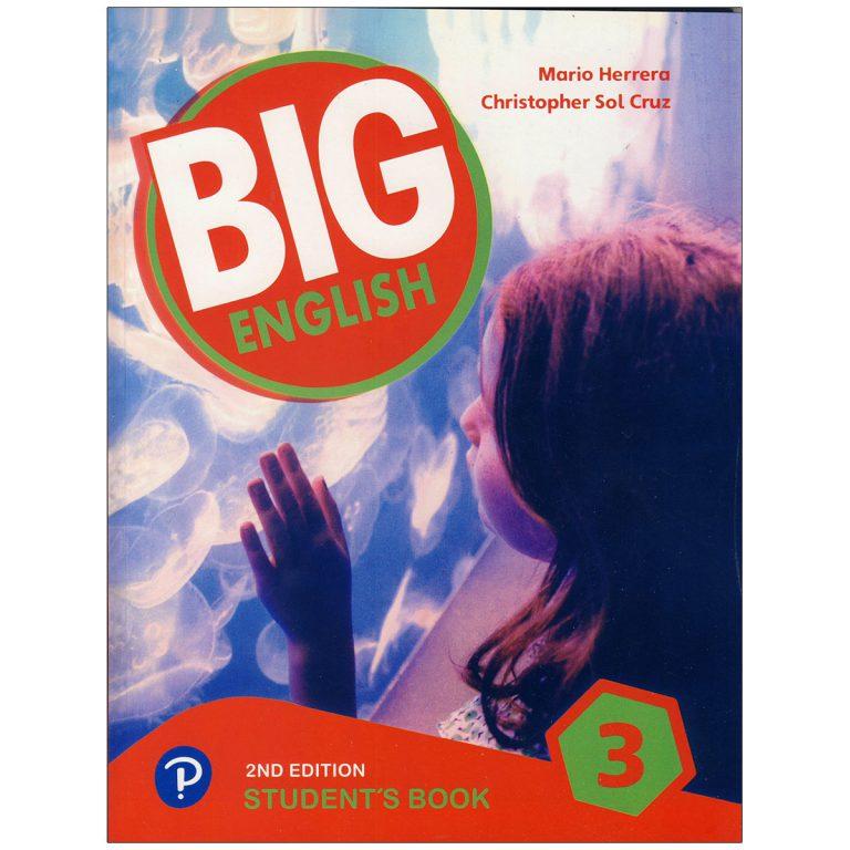 Big English 3 Second Edition