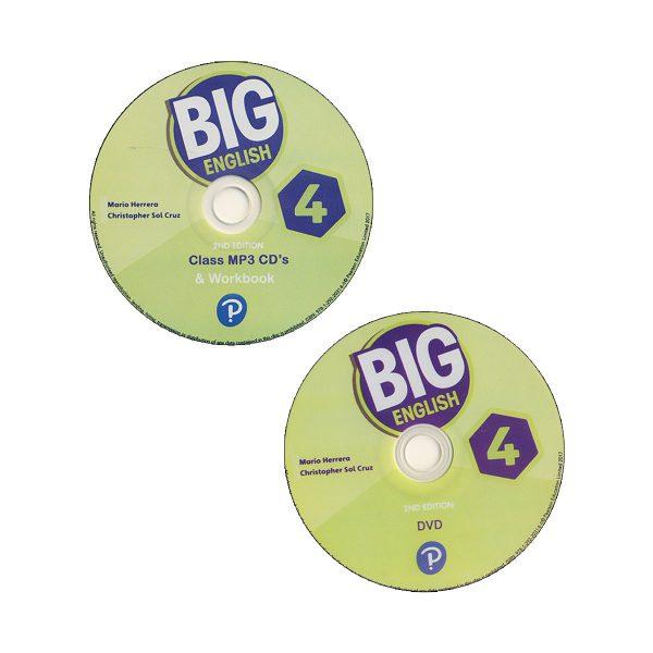 Big-English-4-CD