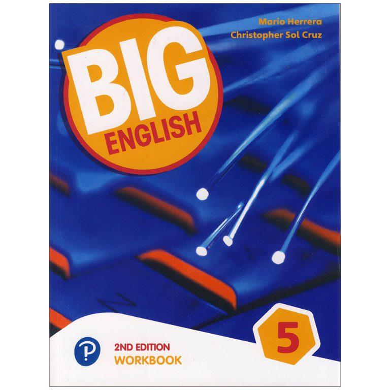 Big English 5 Second Edition