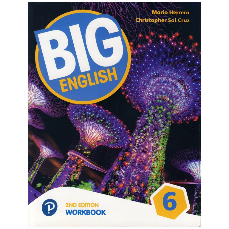 Big English 6 Second Edition