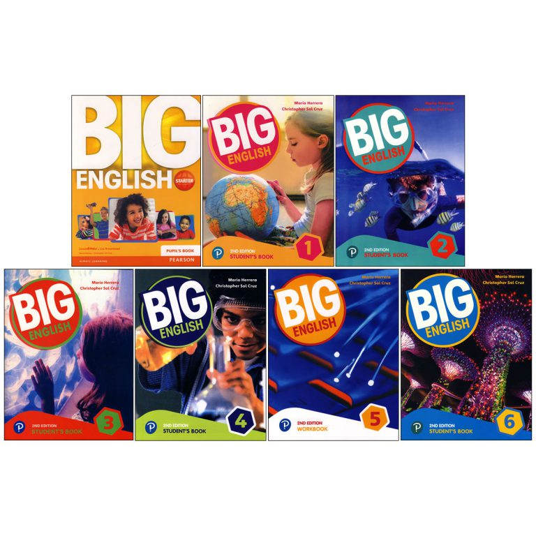 Big English Book Series