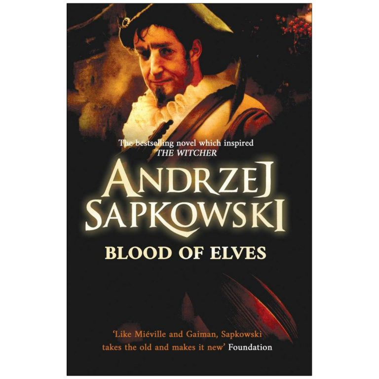 The Witcher Blood of Elves