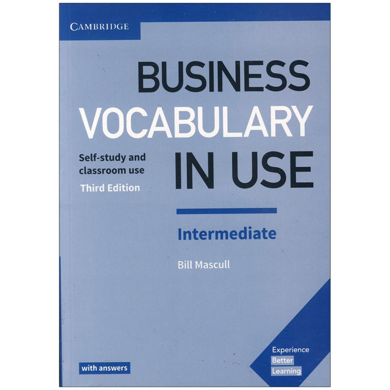 Business Vocabulary in Use Intermediate Third Edition