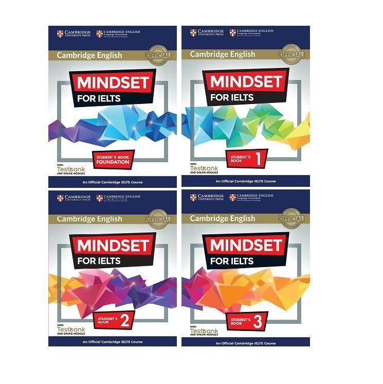 Mindset For IELTS Book Series