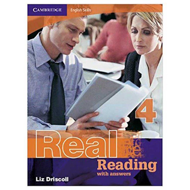 Cambridge English Skills Real Reading 4