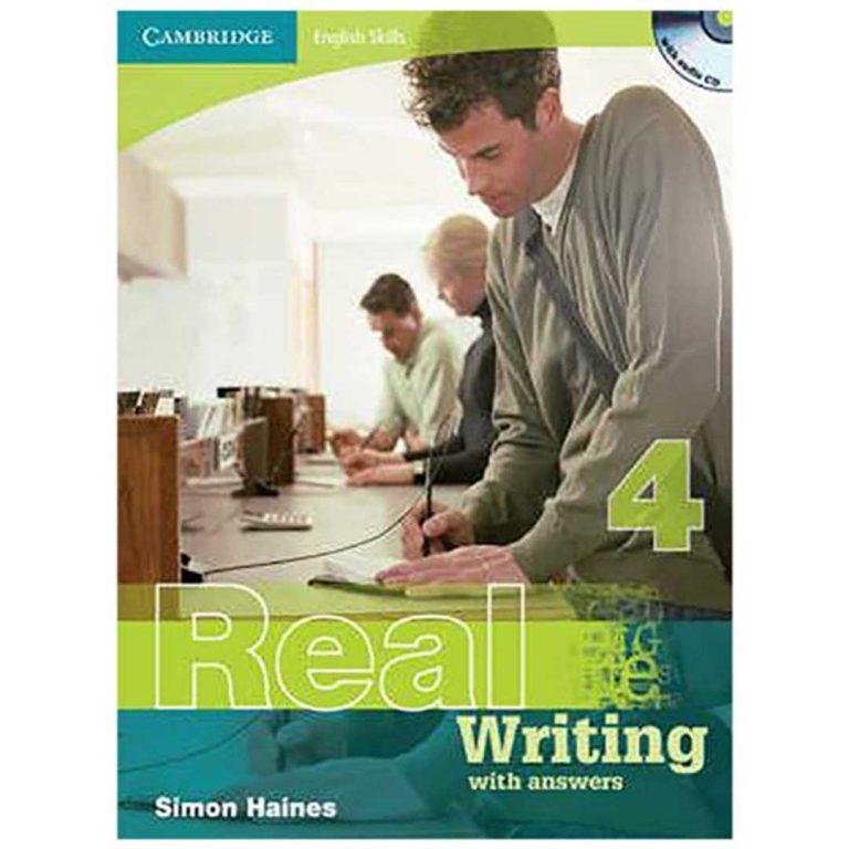 Cambridge English Skills Real Writing 4