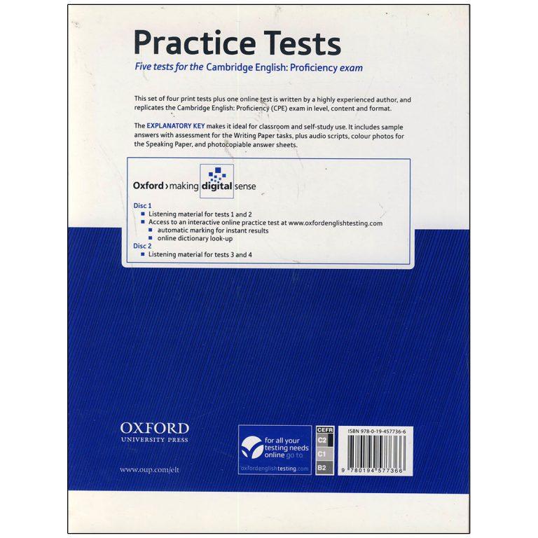 Proficiency Practice Tests