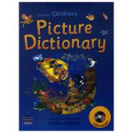 Children's-Picture-Dictionary-(Blue)