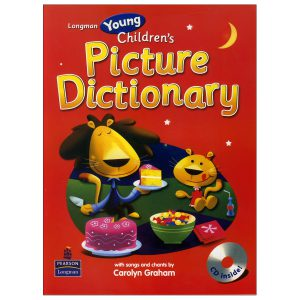 Children-Picture-Dictionary-(Red)