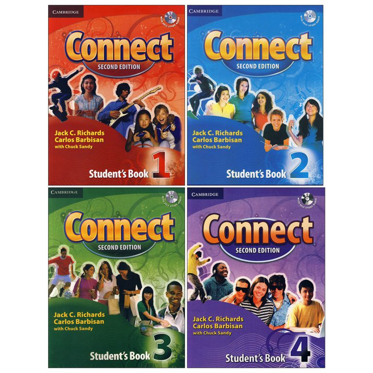 Connect Book Series