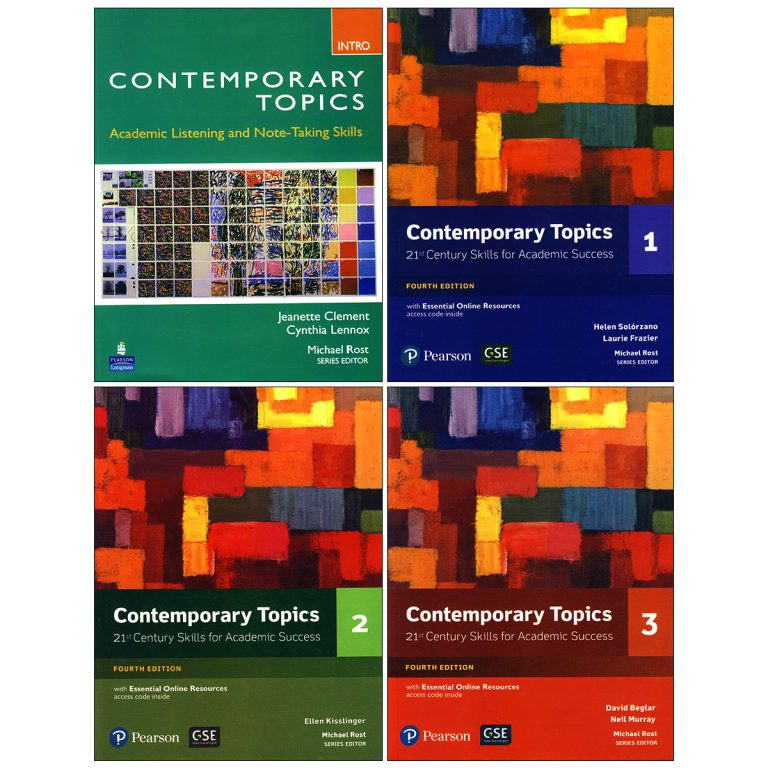 Contemporary Topics Book Series
