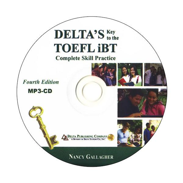 Delta's-Key-to-the-Toefl-iBT-CD