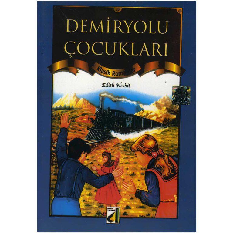 رمان ترکی demiryolu cocuklari