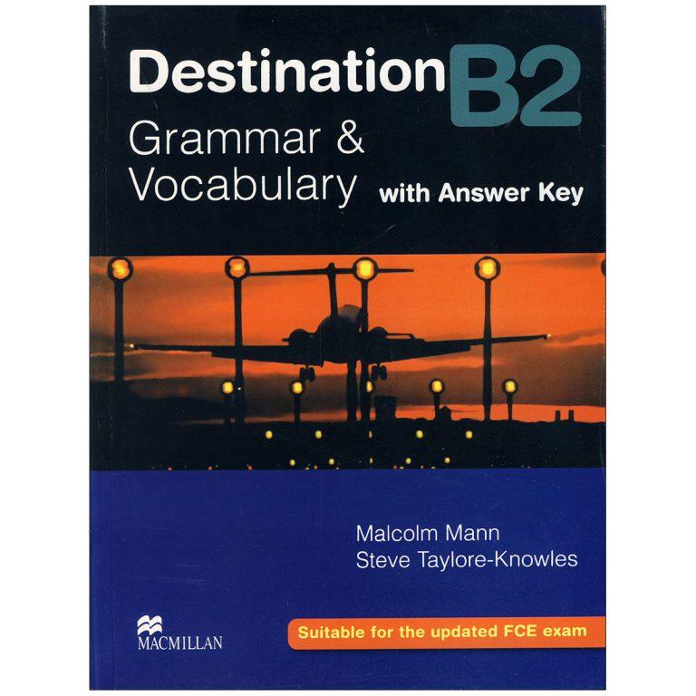 Destination B2 Grammar & Vocabulary