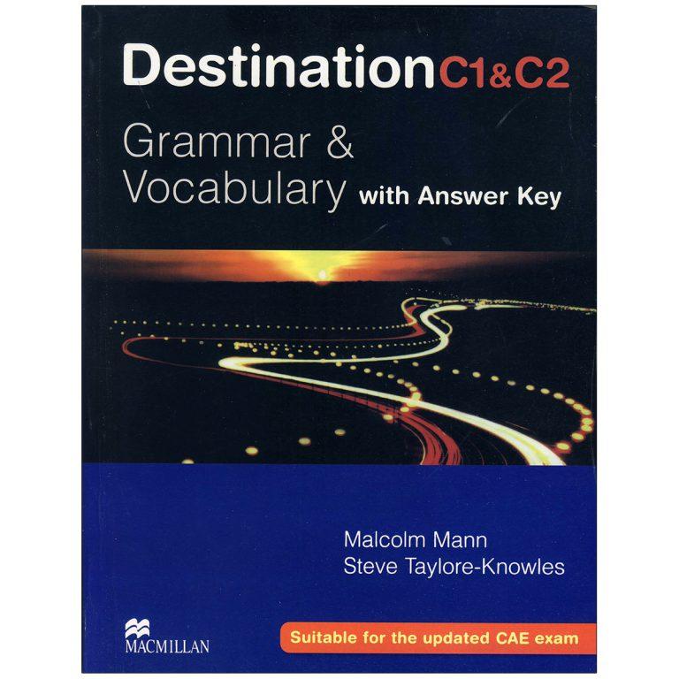 Destination C1 C2 Grammar & Vocabulary