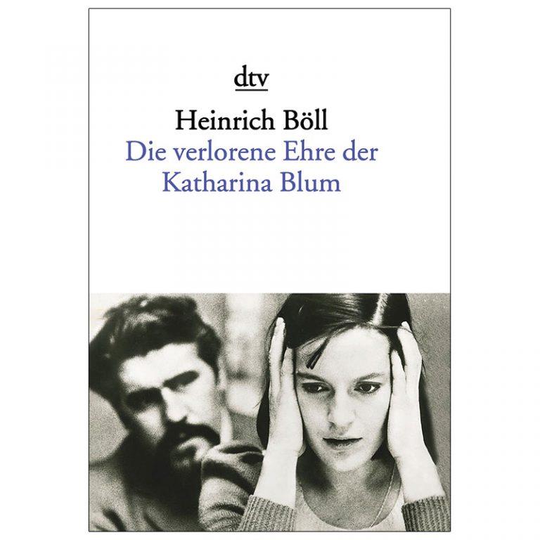 رمان آلمانی Die verlorene Ehre der Katharina Blum