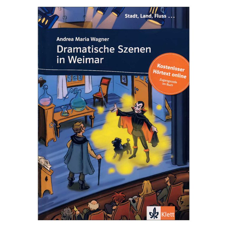 داستان آلمانی Dramatische Szenen in Weimar