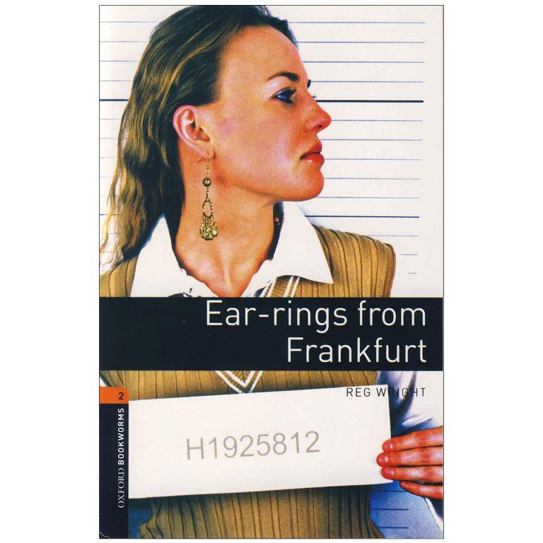 Ear Rings From Frankfurt