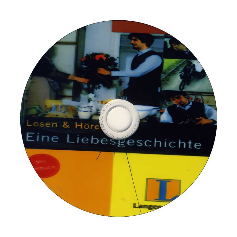کتاب داستان آلمانی Eine Liebesgeschichte