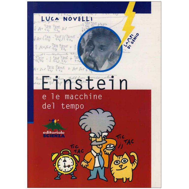 کتاب داستان ایتالیایی Einstein