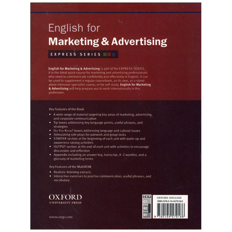 English for Marketing