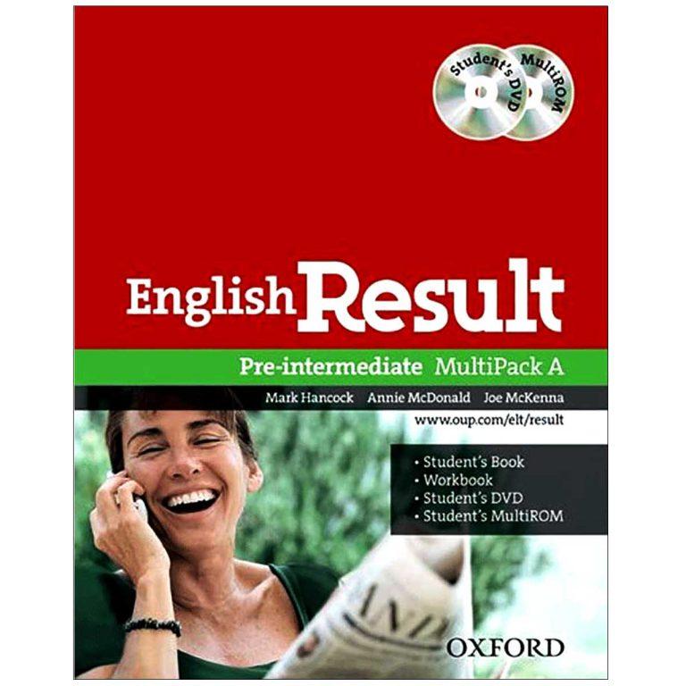 English Result Pre Intermediate