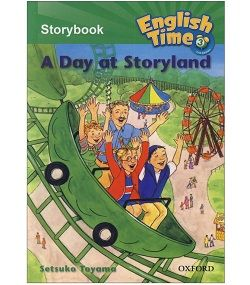A DAY AT STORY LAND ENGLISH TIME STORY BOOK 3