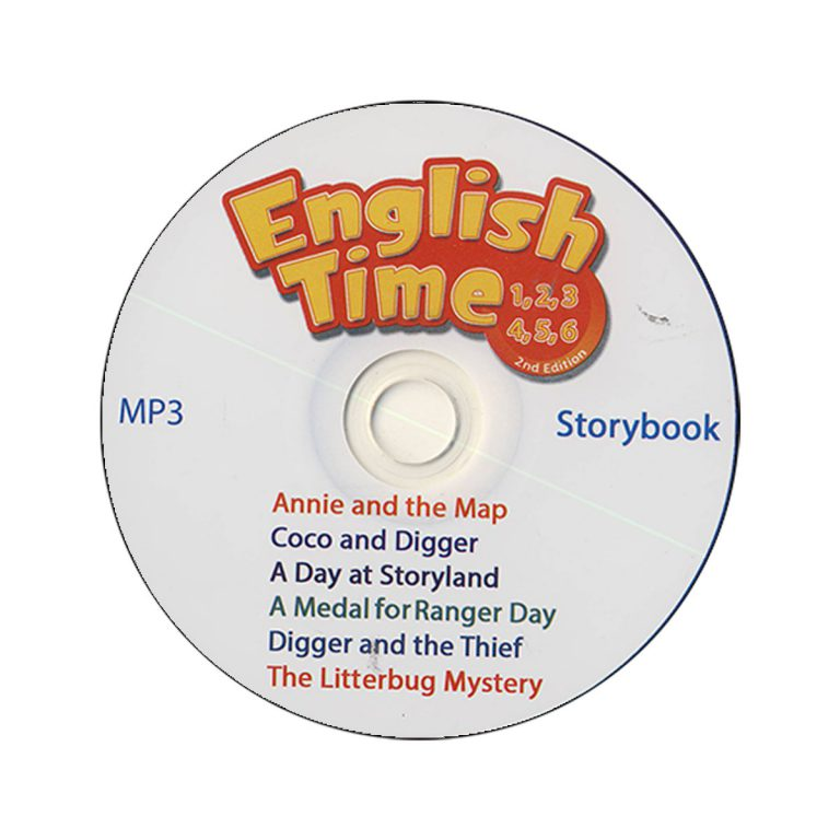 English Time 3 Story Book – A Day at Storyland