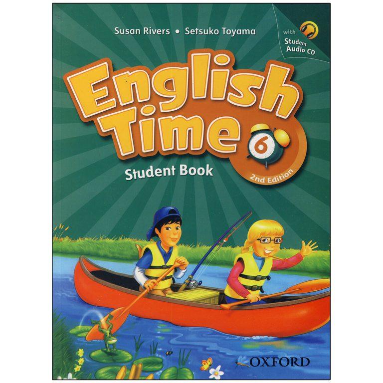 English Time 6