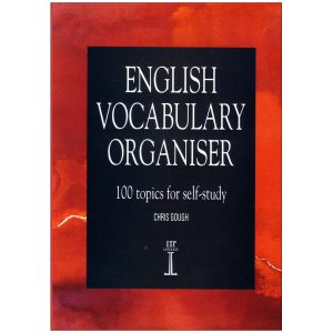 English-Vocabulary-Organiser