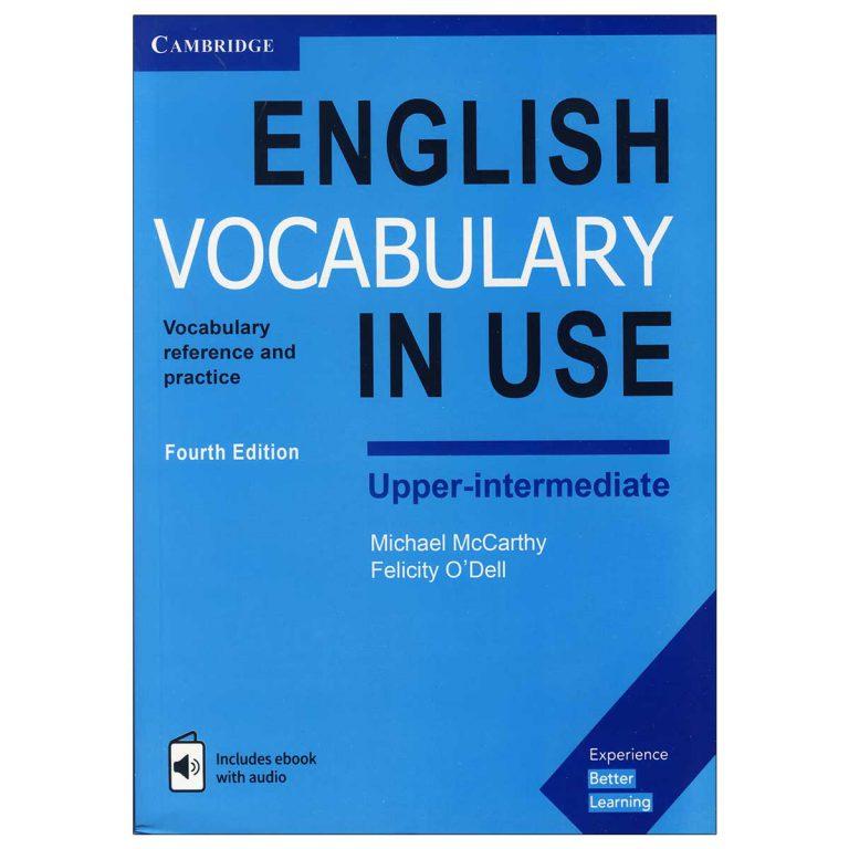 English Vocabulary In Use Upper Intermediate