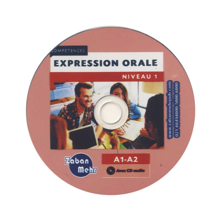 Expression Orale A1 A2