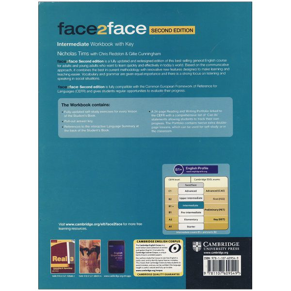 Face-2-Face-B1-Work-back