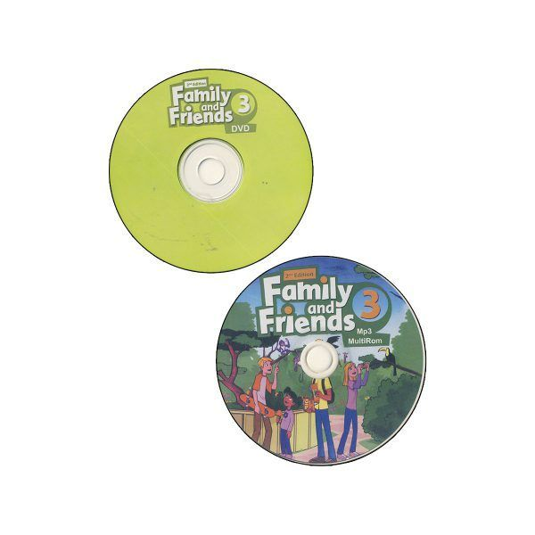 Family and Friends 3 Second Edition