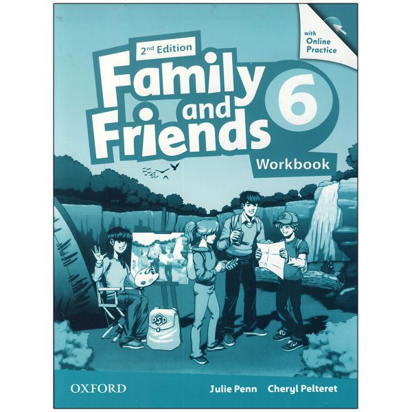 Family and Friends 6 Second Edition