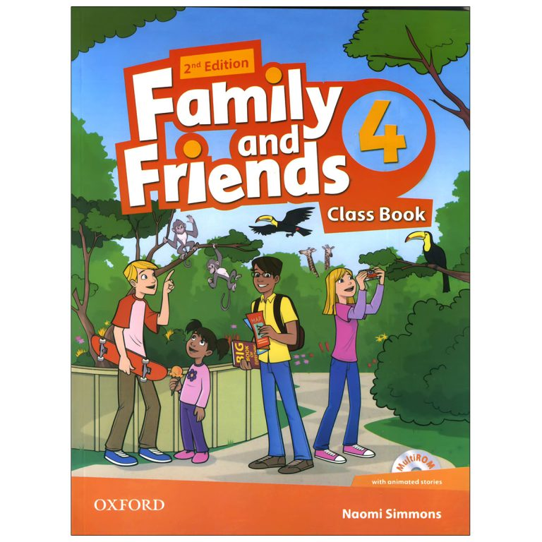 Family and Friends 4 Second Edition