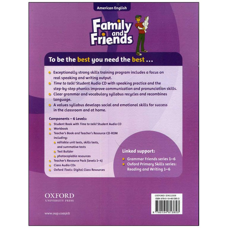 American Family and Friends 5