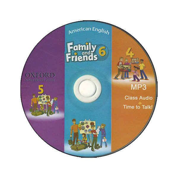 American Family and Friends 6