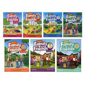 کتاب Family and Friends اثر Naomi Simmons