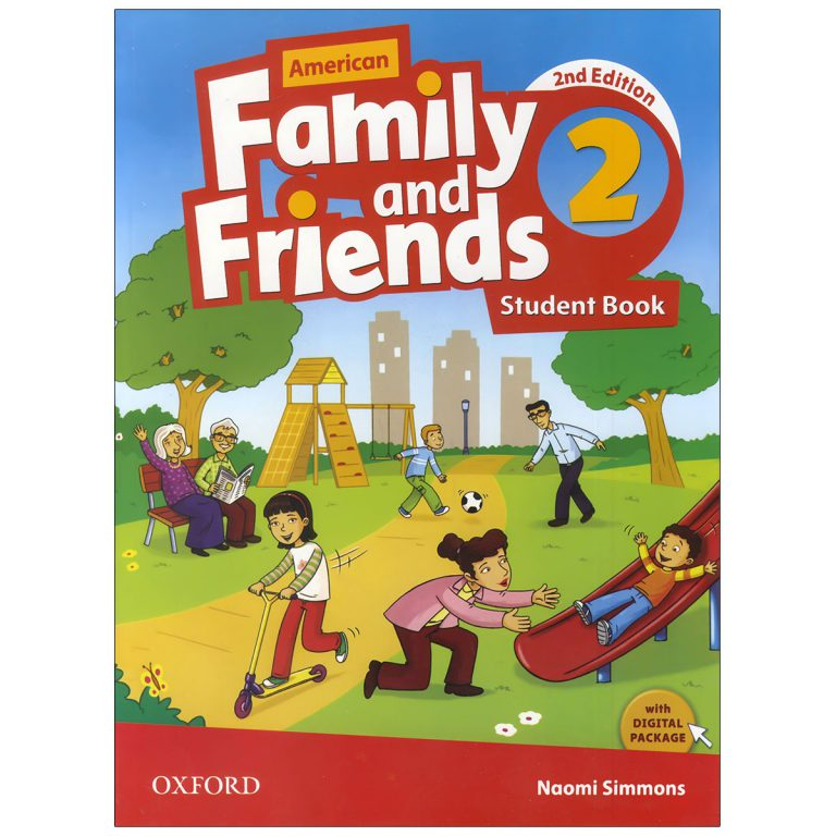 American Family and Friends 2 Second Edition