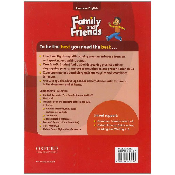 American Family and Friends 2