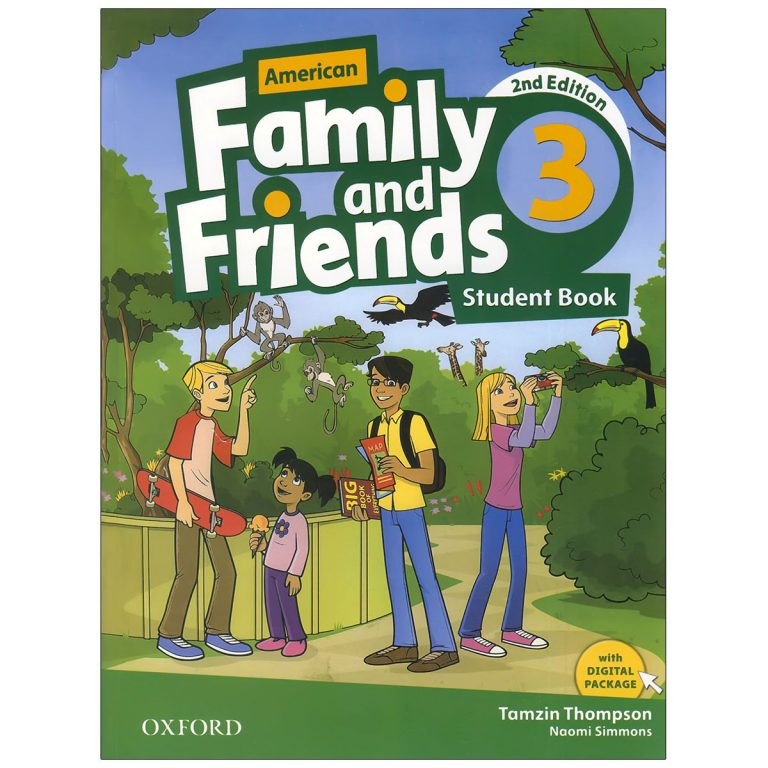 American Family and Friends 3 Second Edition