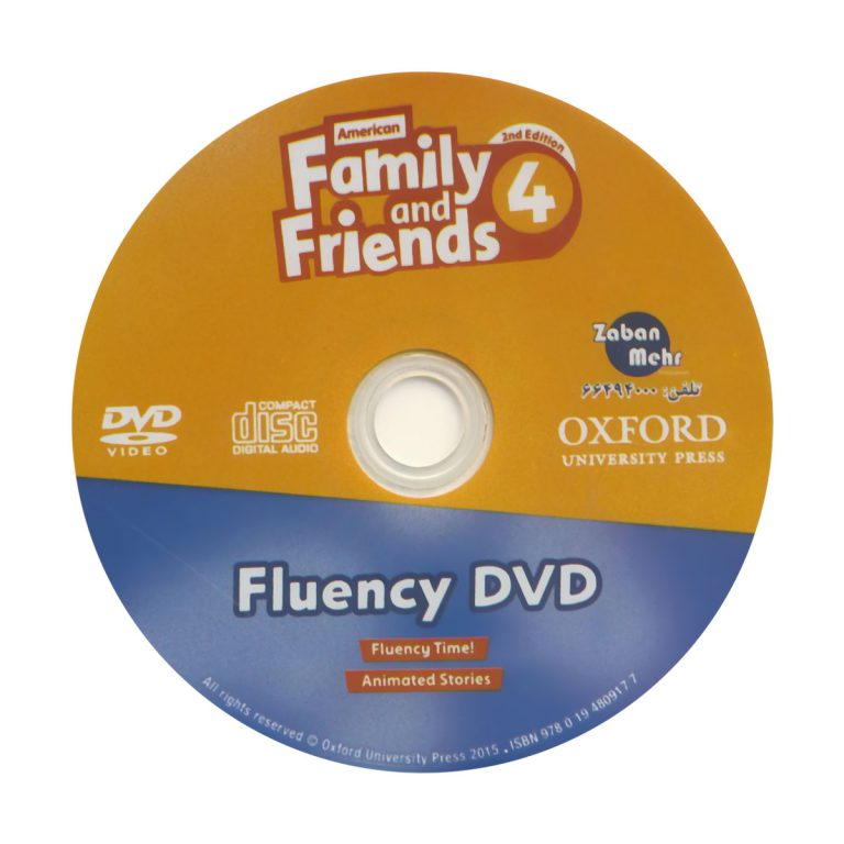 American Family and Friends 4 Second Edition